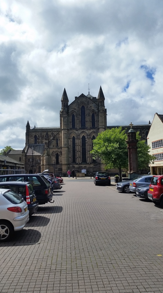 The Hexham Abbey