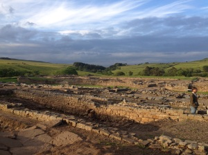 Vindolanda on friends night