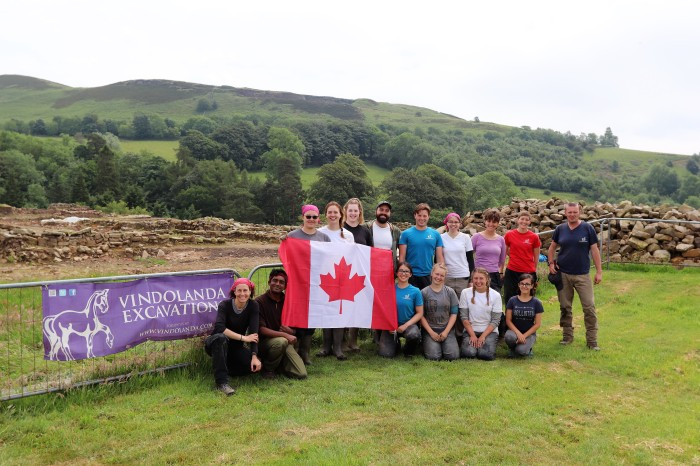 Vindolanda Field School